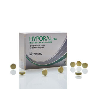 hyporal integratore alimentare antiossidante lofarma
