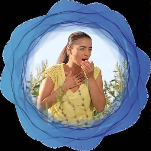 i sintomi più comuni allergia ambrosia lofarma