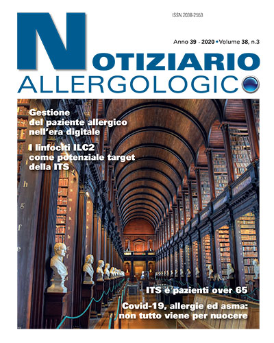 notiziario allergologico vol 3