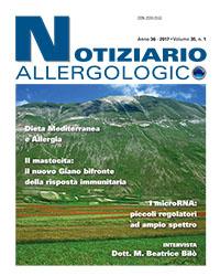 notiziario allergologivo vol 35 1