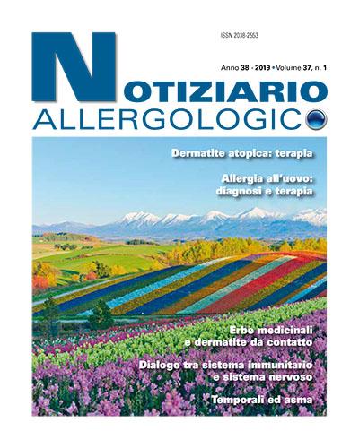 notiziario allergologico vol 37 1