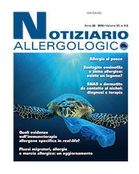 notiziario allergologico vol 37 2-3